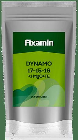 Dynamo 17-15-16 +1Mgo +Te
