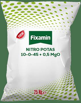 Nitro Potas 10-0-45+0,5mgo